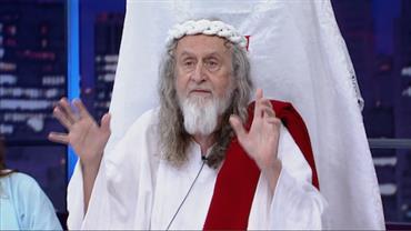 Inri Cristo garante ter encontrado Judas reencarnado e conta experiência