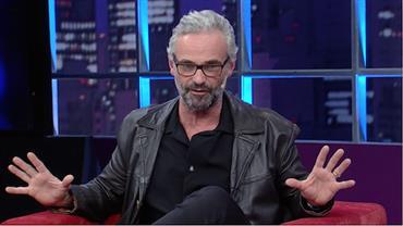 Mateus Carrieri admite ciúme e reclama de 'crush' da filha
