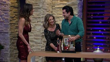 """""""Luciana By Night"""" recebe Edu Guedes e Érica Reis nesta terça-feira (13)"""