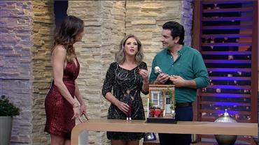 Érica Reis entrega 'segredo gastronômico constrangedor' de Edu Guedes