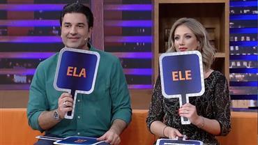 """Érica Reis cutuca Edu Guedes: """"Quem chorou pela grávida de Taubaté?"""""""