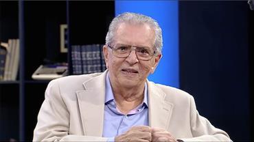 """""""Eu sou um psicopata do Ibope"""", confessa Carlos Alberto de Nóbrega"""