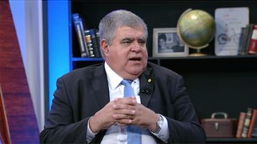 Deputado Carlos Marun diz a quem interessaria a queda de Michel Temer