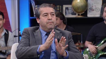 """""""Não haverá aumento de jornada de trabalho"""", garante Ronaldo Nogueira"""