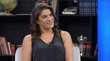 """""""Maria me fez entender a força da atuação"""", diz Priscila Fantin"""