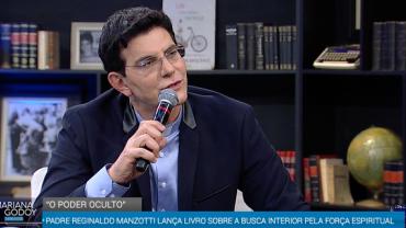 """Padre Reginaldo Manzotti: """"O pecado da preguiça está muito latente"""""""