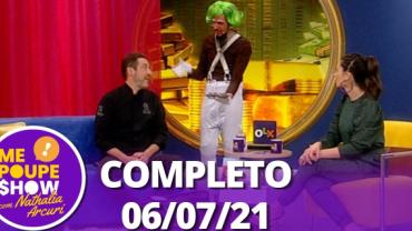 Alexandre Costa no Me Poupe! Show (06/07/21) | Completo