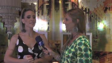 Joana Machado confessa que prefere ficar mais magra para trabalhar com TV
