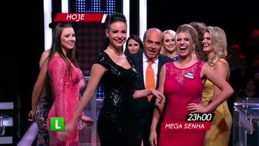 Mega Senha recebe gatas do The Bachelor e Gabriel Gava