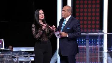 """Marcelo de Carvalho pergunta se Thaiana Wosniak """"queimou a lagosta"""""""
