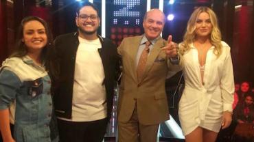 Mega Senha terá Thaíz Schmitt e a dupla Luiza e Maurílio neste sábado (15)