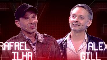 Mega Senha terá Rafael Ilha, Alex Gill e a atriz Cinthia Cruz