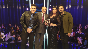 Solange Gomes e a dupla Vitor e Cadu são os convidados do Mega Senha