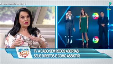 TV a cabo sem redes abertas: Procuradora explica direitos do consumidor