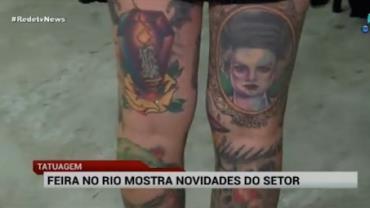 Crise econômica não afetou o mercado de tatuagem