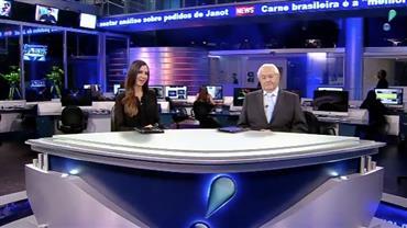 Assista à íntegra da edição de 24 de março de 2017 do RedeTV News
