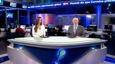 Assista à íntegra da edição de 28 de março de 2017 do RedeTV News
