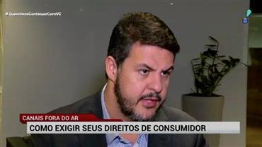 Saiba como exigir direitos do consumidor após RedeTV! sair da TV paga