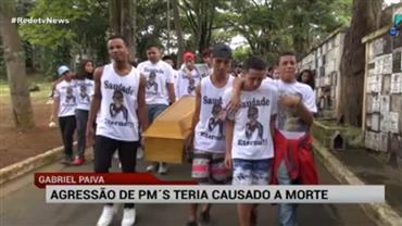 Familiares e amigos de menino assassinado por PM prometem lutar por justiça