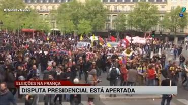 França tem disputa acirrada pela presidência