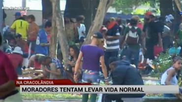 Após ação na cracolândia, usuários de drogas se espalham pelo centro de SP