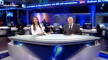 Assista à íntegra da edição de 29 de maio de 2017 do RedeTV News