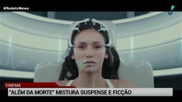 """""""Além da Morte"""" mistura suspense e ficção científica"""