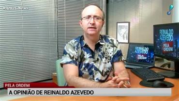 """""""Cabral com os pés acorrentados foi um espetáculo dantesco"""", diz Azevedo"""