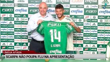 Palmeiras e Corinthians apresentam reforços de peso para a temporada