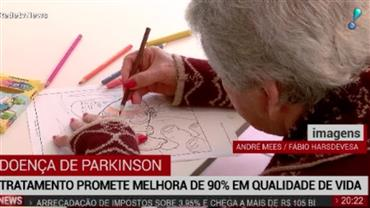 Tratamento contra Parkinson promete melhora de 90%
