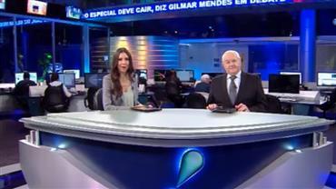 Assista à íntegra do RedeTV News de 24 de abril de 2018