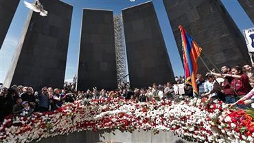 Armênia presta homenagem às vítimas do 1º genocídio do século 20