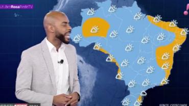 As chuvas devem permanecer na maior parte do Brasil