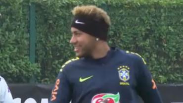 Neymar e Tite fazem balanço da atuação da Seleção Brasileira em 2018