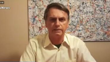 """""""Índio quer se integrar à sociedade"""", diz Jair Bolsonaro"""