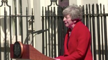 Theresa May renuncia após fracassos na aprovação de acordo para o Brexit