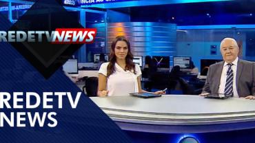 Assista à íntegra do RedeTV News de 24 de maio de 2019