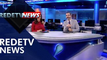 Assista à íntegra do RedeTV News de 20 de julho de 2019