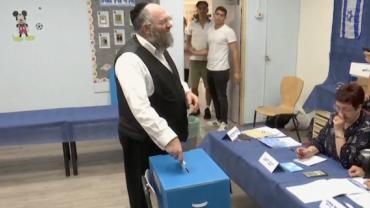 Israel vai às urnas pela terceira vez em um ano