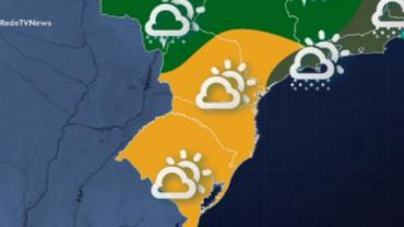 Pancadas de chuvas atingem diversos regiões do país