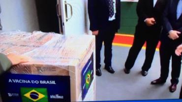 Coronavac: Butantan entrega mais um milhão de doses ao Ministério Público