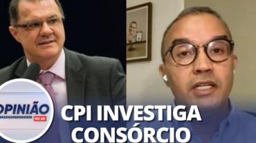 """Carlos Gabas vai depor? """"Ele se recusou a responder"""", diz Kelps Lima"""