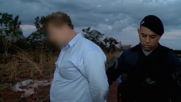 Fazendeiro com arma ilegal diz que usava pistola para se defender de onças