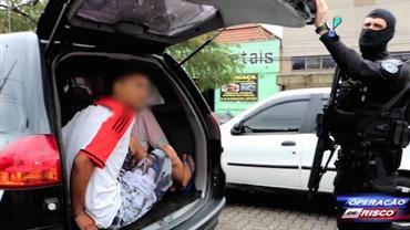 Polícia Civil do RS prende quadrilha ligada ao tráfico