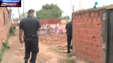 Garra e Guarda Municipal de Campinas invadem favela para recuperar carro