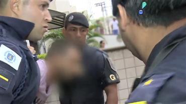 Suspeito pede perdão após fugir de cerco de policiais