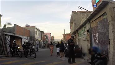 Policiais acabam com ''farra'' das drogas em rua de Osasco
