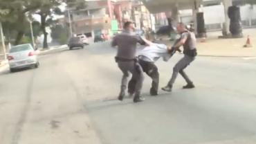 Rapaz é feito refém e polícia prende bandido