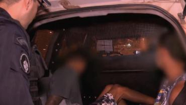 """Ladrão de carro é preso e se defende: """"Só achei a chave"""""""