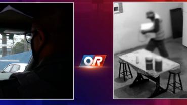 Homem furta micro-ondas e confessa que fez troca por drogas